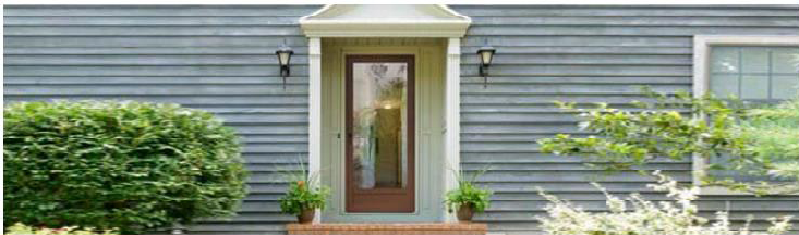 Storm Doors With Internal Blinds