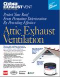 Attic Exhaust Ventilation