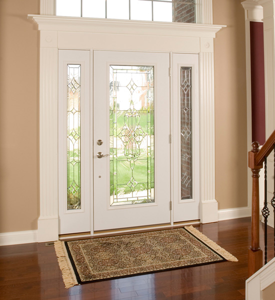 Security Storm Door Styles
