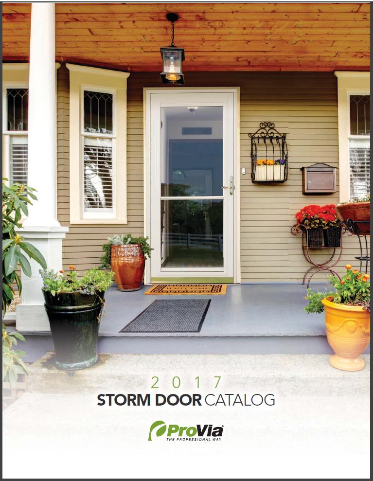 ProVia Storm Doors