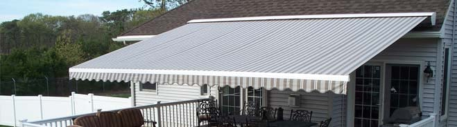 Awnings Wind Rain Package