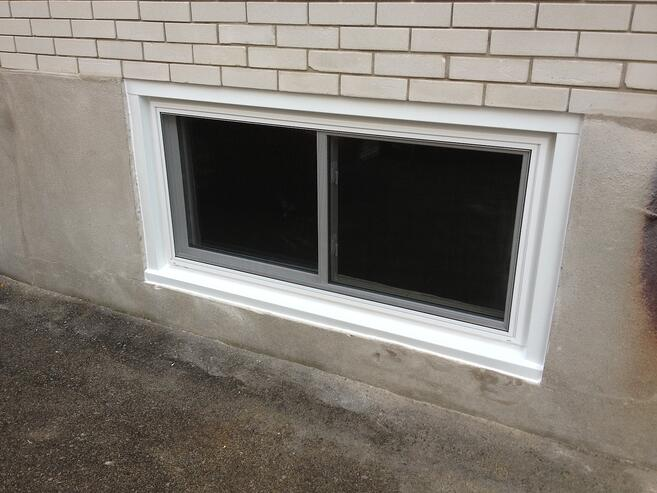 Guide To Basement Window Replacement, How Much To Replace One Basement Window
